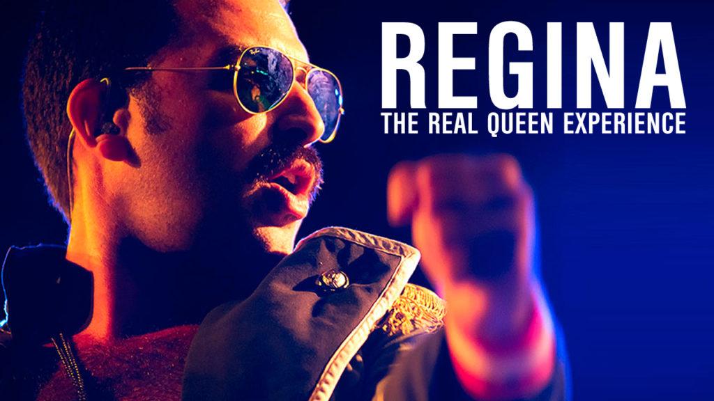regina the real queen experience