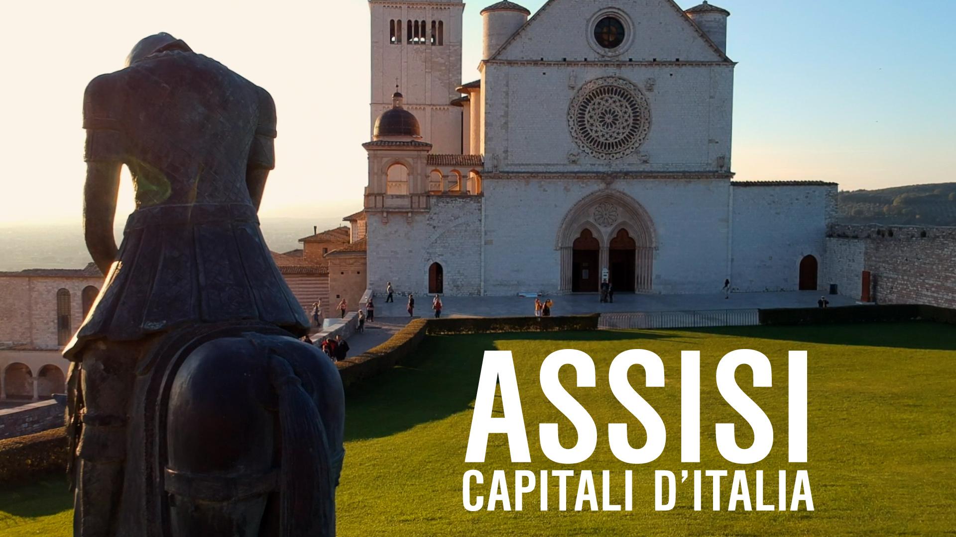 Capitali d'Italia Assisi