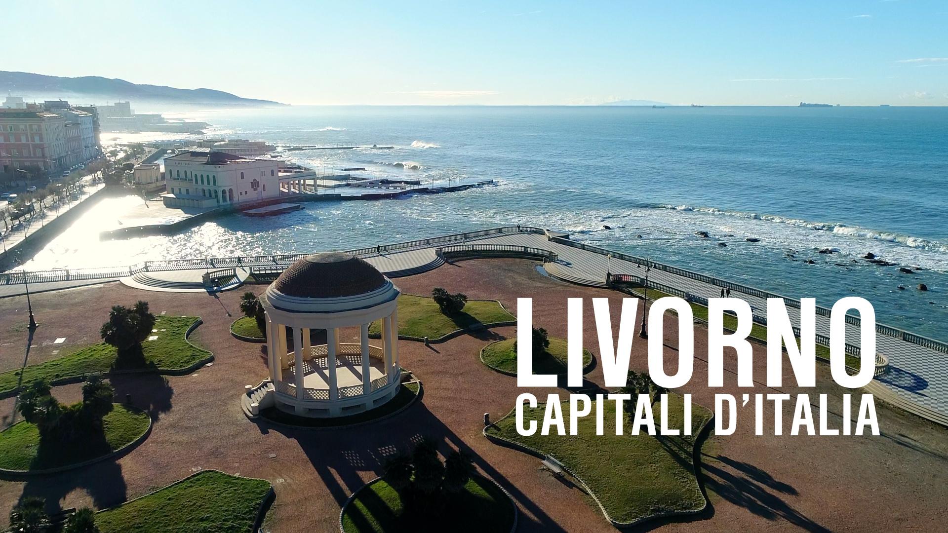 Capitali d'Italia - Livorno